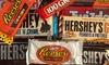 Hershey's Candy or Chocolate Bars