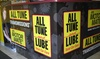 Up to 35% Off Oil Change at All Tune and Lube