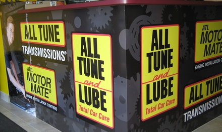 Conventional, Synthetic-Blend, or Full Synthetic Oil Change at All Tune and Lube (Up to 43% Off)