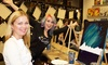 Whimsy Paint and Sip - Whimsy Northfield, LLC: $28 for One Adult Painting Class at Whimsy Northfield Paint and Sip ($45 Value)