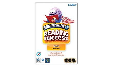 Encore BRAINtastic v2 Reading Success One