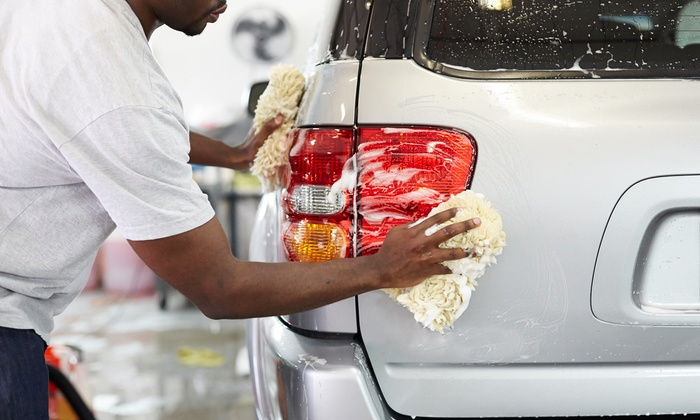 Ultimate Tint - Southpark: $75 for an Interior and Exterior Detail with Hand Wax at Ultimate Tint ($149.99 Value)-