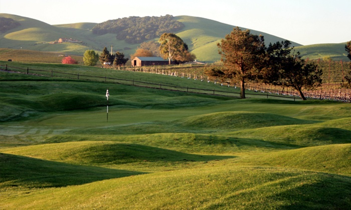 Chardonnay Golf Club - Napa: Two Rounds of Golf with Cart and Range Balls at Chardonnay Golf Club (Up to 50% Off). Two Options Available.