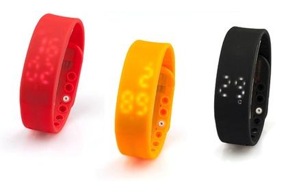 BAS-Tek Fitness-Tracker für Kids in der Farbe nach Wahl inkl. Versand