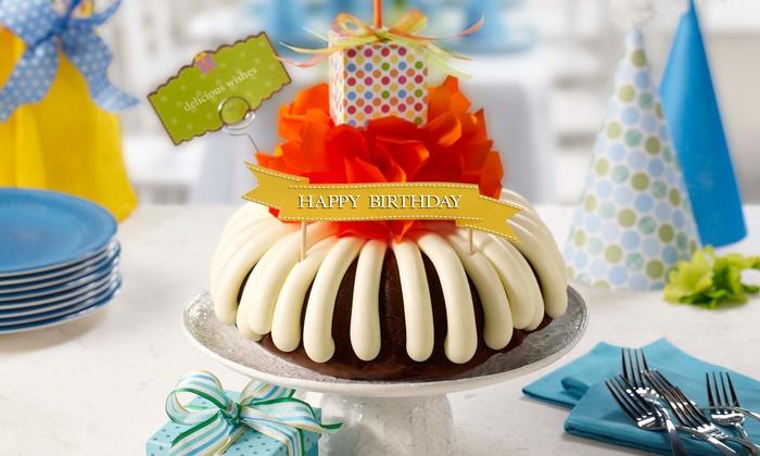 Nothing Bundt Cakes - Elmhurst - Multiple Locations: $12 for $20 Worth of Bundt Cakes at Nothing Bundt Cakes