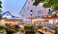 München: 2-4 Tage für Zwei mit Frühstück, Wellness, opt. 1x 3-Gänge-Dinner und Begrüßungsbier im 4* HotelSchreiberhof