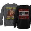Nintendo Crew-Neck Sweatshirts