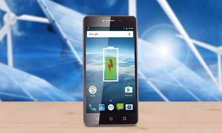 Smartphone Android 6.0 con pantalla5.5'', Quad Core y Dual SIM