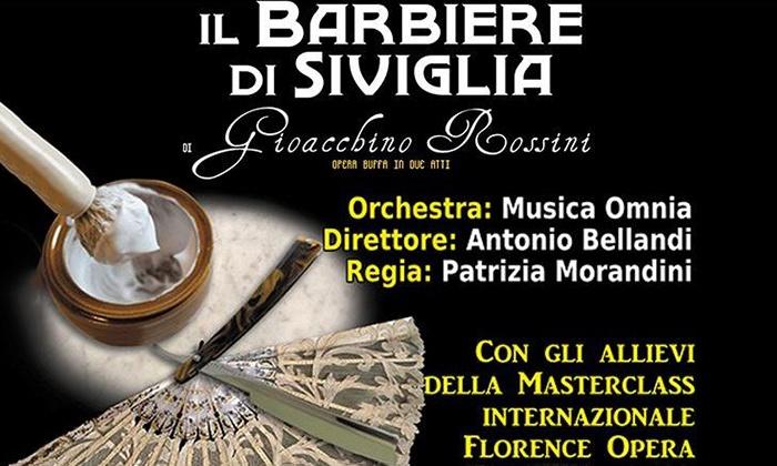 Il Barbiere di Siviglia al Teatro Verde di Montecatini - Nuovo Teatro Verdi SRL: Il Barbiere di Siviglia il 22 settembre al Teatro Verde di Montecatini (sconto fino a 35%)