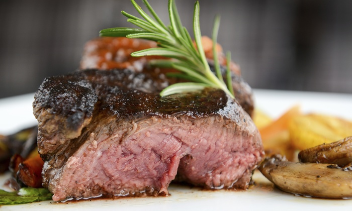 La Prima Donna - Gainey Ranch: Steakhouse Cuisine at La Prima Donna (Up to 48% Off). Three Options Available.