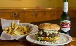 48% Off American Fare at Cruisers Grill  at Cruisers Grill, plus 6.0% Cash Back from Ebates.