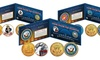 Armed Forces WWII Coin Collection JFK Half Dollars (2-Coin Set): Armed Forces WWII Coin Collection Genuine U.S. Legal Tender JFK Half Dollars (2-Coin Set)