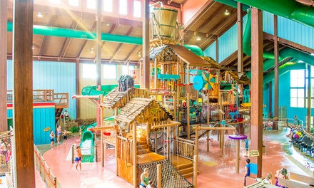 Stay with Family Fun Package at Grand Country Resort in Branson, MO. Dates into March 2019.