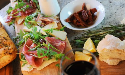 image for Italian Meal with Wine for Two or Four at Il Moro (Up to 57% Off)