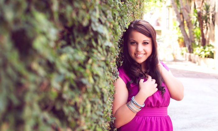 Lynette Weber Photography - Indianapolis: 45-Minute On-Location Senior Session Photo Shoot with $100 Print Credit from Lynette Weber Photography (75% Off)