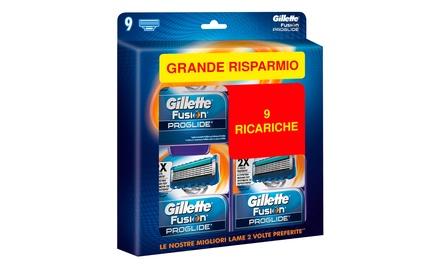 Lamette Gillette Fusion ProGlide