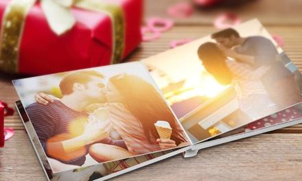 Hasta 3 fotolibros de bolsillo personalizables de 20 páginas en Printerpix desde 0€ (hasta94% de descuento)
