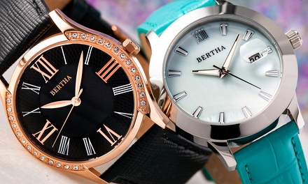 Bertha Mother of Pearl Watches