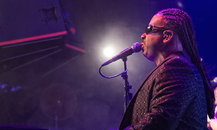 Natural Wonder – The Stevie Wonder Experience - St Andrews Hall: Natural Wonder – The Stevie Wonder Experience (Opening for Who's Bad) on Saturday, April 2, at 9 p.m.