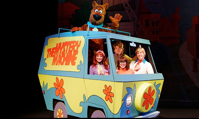 """Scooby-Doo Live! Musical Mysteries"" - Palace Theatre: ""Scooby-Doo Live! Musical Mysteries"" at The Palace Theatre Albany on April 24 at 7 p.m. (Up to 39% Off)"