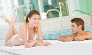 At spa villa: Jusqu'à 2h de spa pour 2 personnes avec bulles, option massage et gommage dès 69,99 € au At Spa Villa