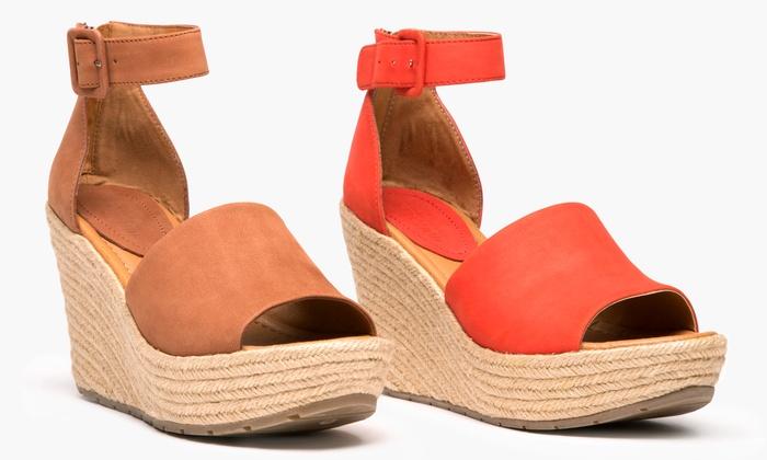 Kenneth Cole Reaction Sole Quest Women's Wedge Sandals