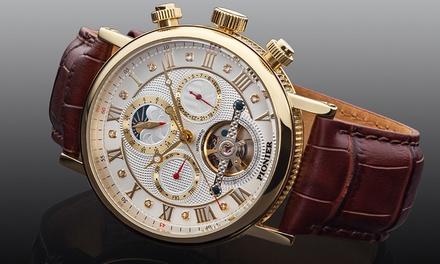 Orologio Pionier Chicago uomo disponibile in vari modelli a