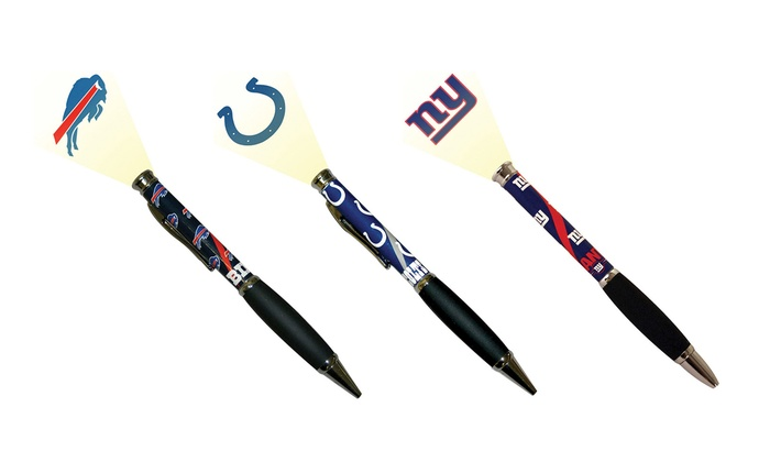 NFL Logo Projection Pen