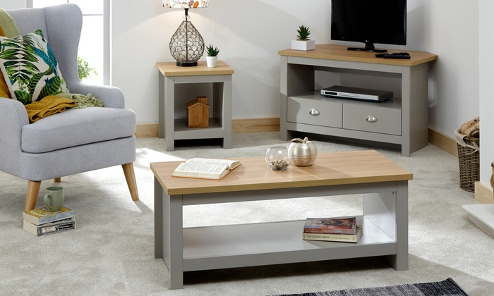 Ledbury Living Room Collection in Choice of Option