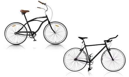 Bicicleta de adulto unisex de paseo o de carretera