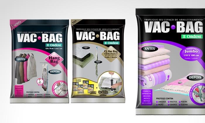 VAC BAG - Ordene - Múltiples sucursales: Desde $59 en vez de $99 por bolsas al vacío Vac Bag - Ordene a elección para retirar en sucursal