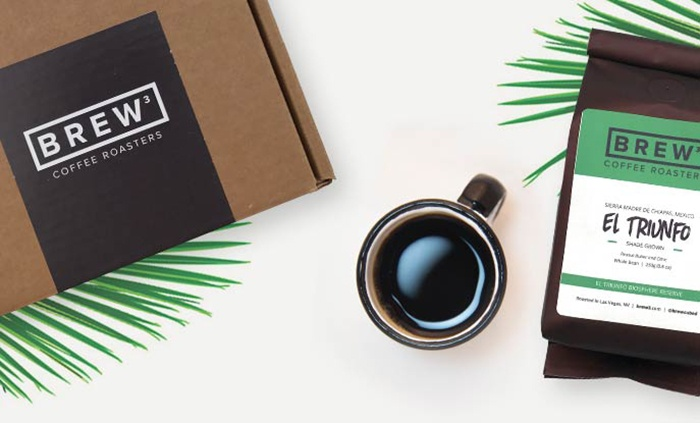BrewCubed: Single Bag of Coffee or Three- or Six-Month Subscription from BrewCubed (Up to 49% Off)