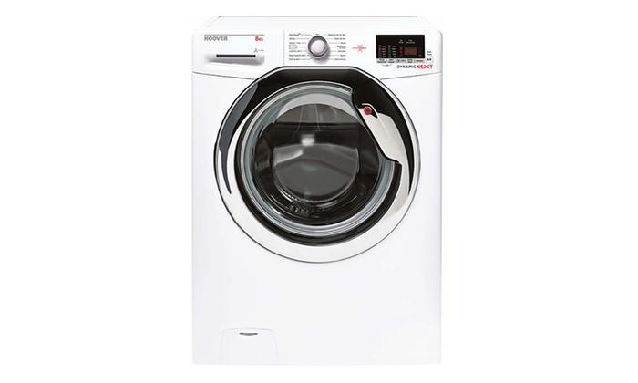Rotcom ( DE) DCO: Hoover Frontlader DXOC G58 AC3 Next Waschmaschine - 8 kg 1500 (U/Min) EEK: A+++ inkl. Versand (54% sparen*)