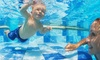 Séances pour bébés nageurs