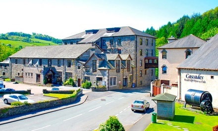 Lake District: Standard or Executive Double Room with Breakfast and Dinner at The Whitewater Hotel & Leisure Club