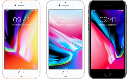 Apple Iphone 8 et 8 Plus   64 Go   Garantie 1 ans