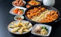 【36%OFF】野球ファンも韓国ファンも、みんなで盛り上がろう≪チーズタッカルビ・チヂミなど韓国料理6品+飲み放題120分 / 1名分 ...