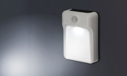Up to Four PIR Motion Sensor Wall Lights