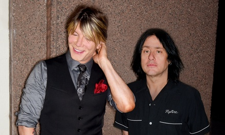 Goo Goo Dolls w/ Phillip Phillips – 49% Off Concert + New EP