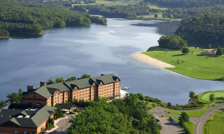 Stay at Rocky Gap Casino Resort in Cumberland, MD, with Dates into October