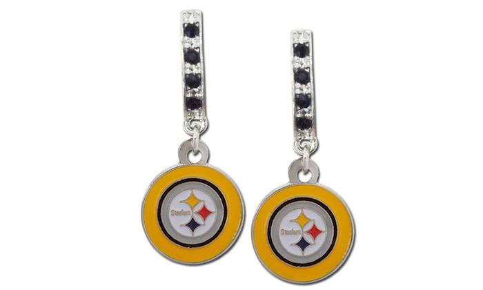 NFL Bar Post Earrings