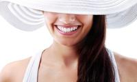 1 sessie van 30 minuten tandenwhitening voor 1 persoon aan € 49.99 bij De Clou