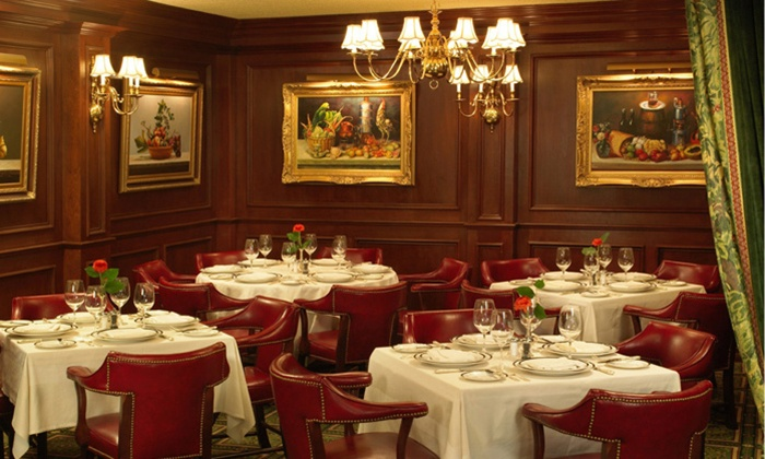 Groupon & Classic Steakhouse Dining - Pacific Dining Car | Groupon