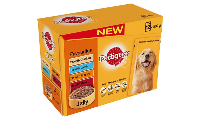 pedigree puppy pouches feeding guide