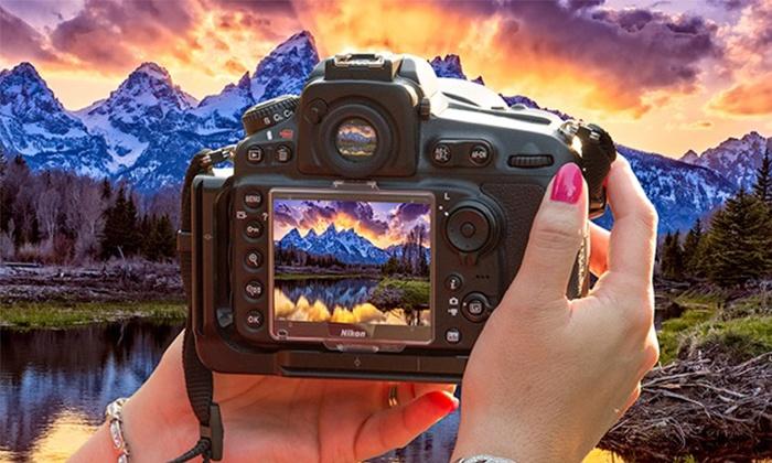 Image Light Photography - Pleasanton: Digital Photography Basics for One or Two at Image Light Photography (Up to 54% Off)