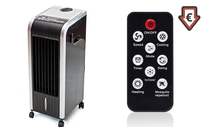 Groupon Goods Global GmbH: Climatiseur portable avec fonction chauffage dès 99,99€ (jusqu'à 86% de réduction)