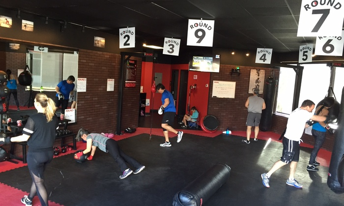 9Round Kickbox Fitness - Louisville: $18 for 2 Weeks of Unlimited Training at 9Round Kickbox Fitness ($60 Value)
