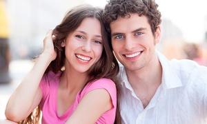 Sandrea Odontología: Diagnóstico + blanqueamiento + limpieza + topicación con flúor en Sandrea Odontología