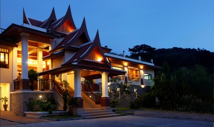 Phuket,Thailand: Five- or Seven-Night Beachfront Retreat with Massage and Breakfast at Baan Yuree Resort and Spa