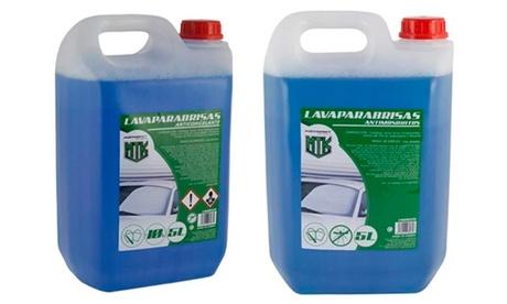 1 o 2 bidones de liquido lavaparabrisas 5L